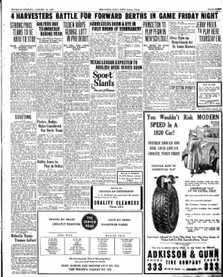 Pampa Daily News from Pampa, Texas on January 10, 1935 · Page 3
