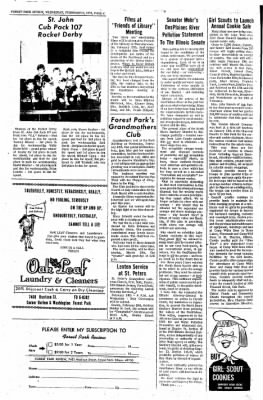 Forest Park Review from Forest Park, Illinois on February 17, 1971 · Page 4