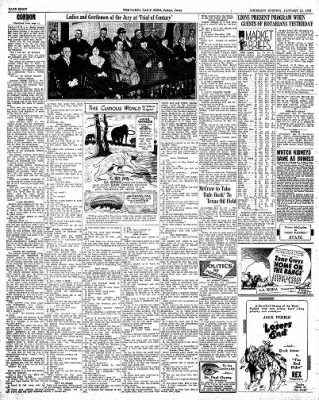 Pampa Daily News from Pampa, Texas on January 10, 1935 · Page 8