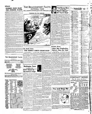 The Brazosport Facts from Freeport, Texas on July 31, 1962 · Page 2
