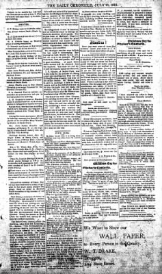 The Daily Chronicle from Centralia, Washington on July 21, 1893 · Page 3