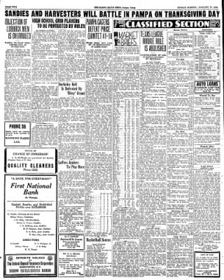 Pampa Daily News from Pampa, Texas on January 13, 1935 · Page 2