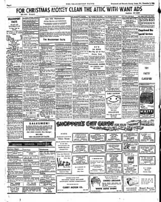 The Brazosport Facts from Freeport, Texas on December 2, 1960 · Page 6