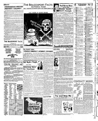 The Brazosport Facts from Freeport, Texas on August 7, 1962 · Page 2