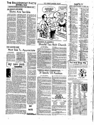 The Brazosport Facts from Freeport, Texas on August 28, 1959 · Page 2
