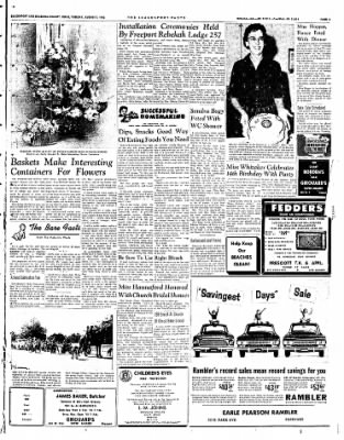 The Brazosport Facts from Freeport, Texas on August 7, 1962 · Page 3