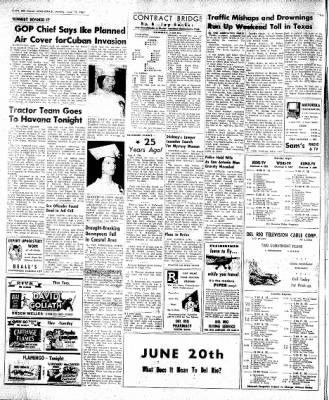 Del Rio News Herald from Del Rio, Texas on June 12, 1961 · Page 1