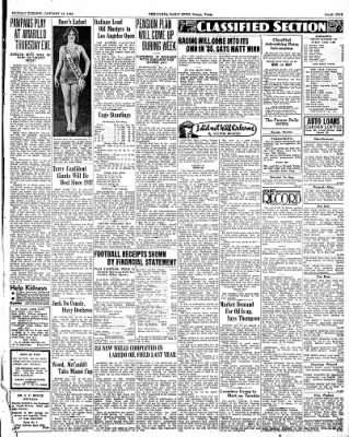 Pampa Daily News from Pampa, Texas on January 14, 1935 · Page 5