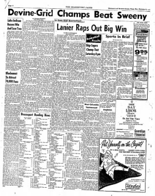 The Brazosport Facts from Freeport, Texas on December 4, 1960 · Page 8
