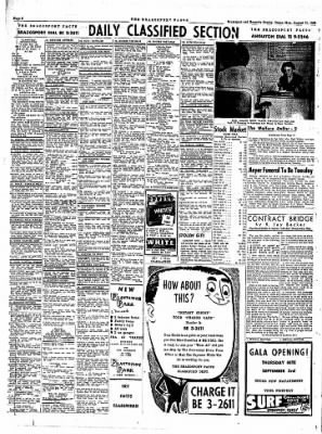 The Brazosport Facts from Freeport, Texas on August 31, 1959 · Page 6