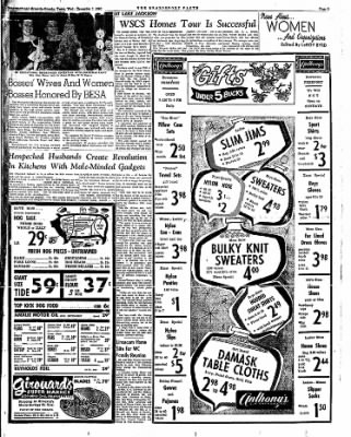 The Brazosport Facts from Freeport, Texas on December 7, 1960 · Page 5