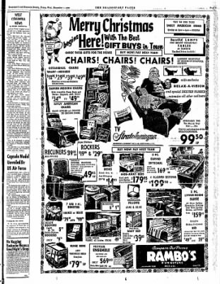 The Brazosport Facts from Freeport, Texas on December 7, 1960 · Page 9