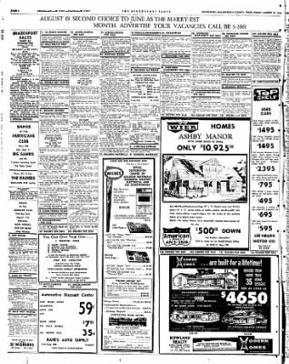 The Brazosport Facts from Freeport, Texas on August 10, 1962 · Page 4
