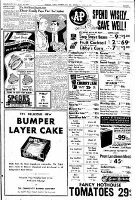 Cumberland Evening Times from Cumberland, Maryland on June 6, 1957 · Page 11