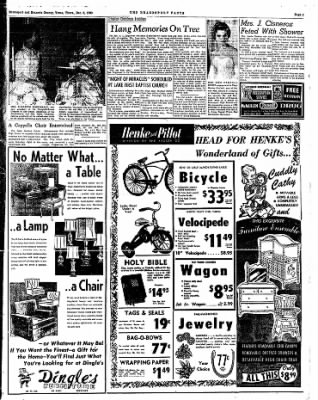 The Brazosport Facts from Freeport, Texas on December 8, 1960 · Page 5