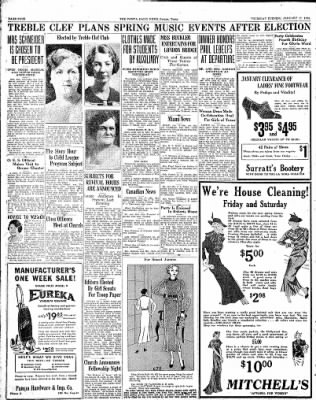 Pampa Daily News from Pampa, Texas on January 17, 1935 · Page 4