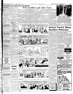 The Brazosport Facts from Freeport, Texas on August 12, 1962 · Page 11