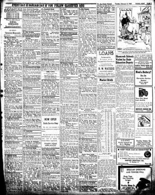 Pampa Daily News from Pampa, Texas on February 12, 1946 · Page 7