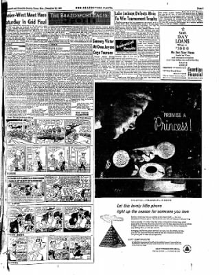 The Brazosport Facts from Freeport, Texas on December 12, 1960 · Page 5