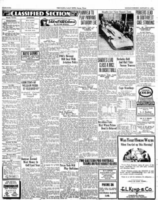 Pampa Daily News from Pampa, Texas on January 21, 1935 · Page 4