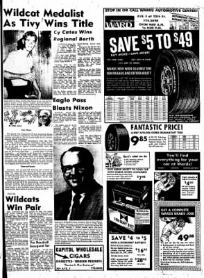 Del Rio News Herald from Del Rio, Texas on April 4, 1971 · Page 10
