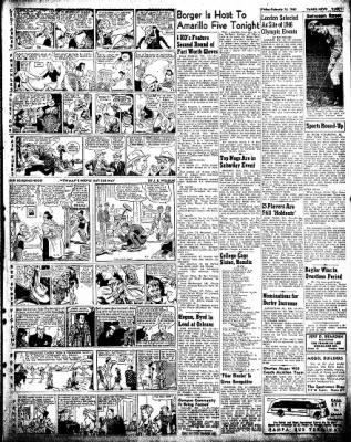 Pampa Daily News from Pampa, Texas on February 15, 1946 · Page 11