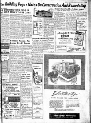 The Baytown Sun from Baytown, Texas on May 19, 1952 · Page 7