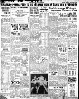 Pampa Daily News from Pampa, Texas on September 1, 1935 · Page 2