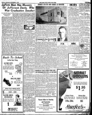 Pampa Daily News from Pampa, Texas on September 1, 1935 · Page 9
