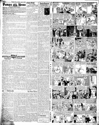 Pampa Daily News from Pampa, Texas on June 6, 1947 · Page 6