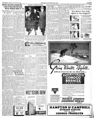 Pampa Daily News from Pampa, Texas on January 23, 1935 · Page 5