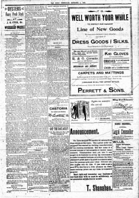 The Daily Chronicle from Centralia, Washington on September 8, 1897 · Page 3