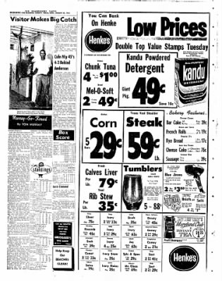 The Brazosport Facts from Freeport, Texas on August 20, 1962 · Page 6