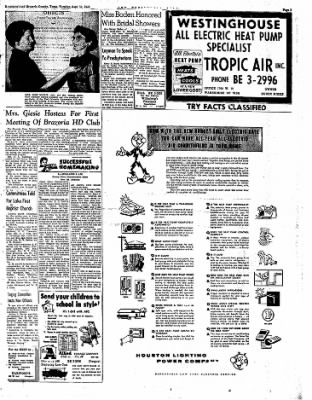 The Brazosport Facts from Freeport, Texas on September 15, 1959 · Page 3
