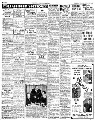 Pampa Daily News from Pampa, Texas on January 24, 1935 · Page 6