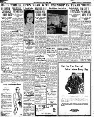 Pampa Daily News from Pampa, Texas on September 4, 1935 · Page 4