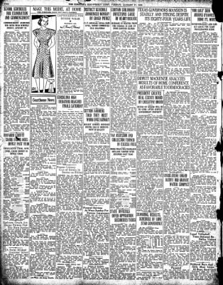 Corsicana Semi-Weekly Light from Corsicana, Texas on January 17, 1939 · Page 2
