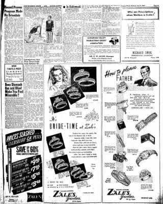 Pampa Daily News from Pampa, Texas on June 8, 1947 · Page 13