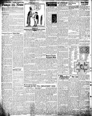 Pampa Daily News from Pampa, Texas on February 20, 1946 · Page 4