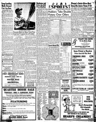 Pampa Daily News from Pampa, Texas on June 9, 1947 · Page 2