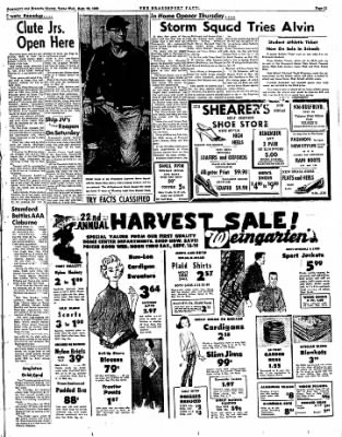 The Brazosport Facts from Freeport, Texas on September 16, 1959 · Page 11