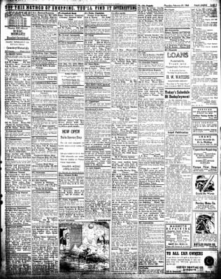 Pampa Daily News from Pampa, Texas on February 21, 1946 · Page 5