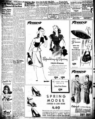Pampa Daily News from Pampa, Texas on February 21, 1946 · Page 8