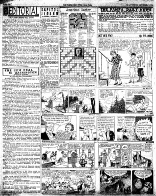 Pampa Daily News from Pampa, Texas on September 6, 1935 · Page 9
