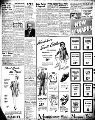 Pampa Daily News from Pampa, Texas on February 22, 1946 · Page 4