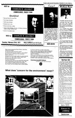 Forest Park Review from Forest Park, Illinois on February 17, 1971 · Page 21