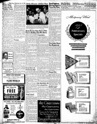 Pampa Daily News from Pampa, Texas on June 11, 1947 · Page 8