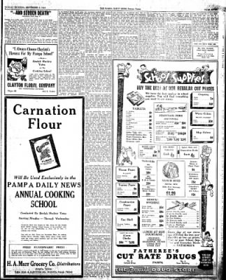 Pampa Daily News from Pampa, Texas on September 8, 1935 · Page 7