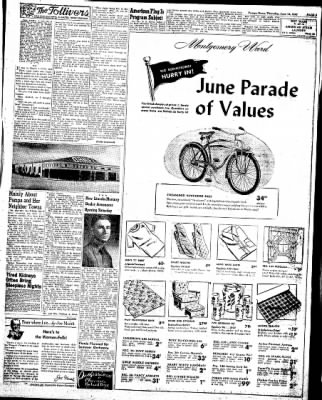 Pampa Daily News from Pampa, Texas on June 12, 1947 · Page 3