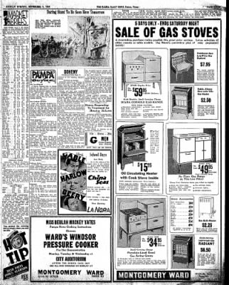 Pampa Daily News from Pampa, Texas on September 9, 1935 · Page 3